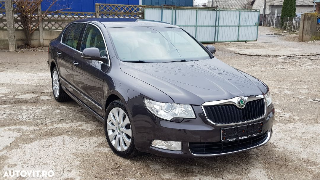 Škoda Superb - 9