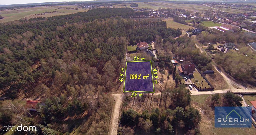 Działka na sprzedaż, Zrębice, częstochowski, śląskie - Foto 2