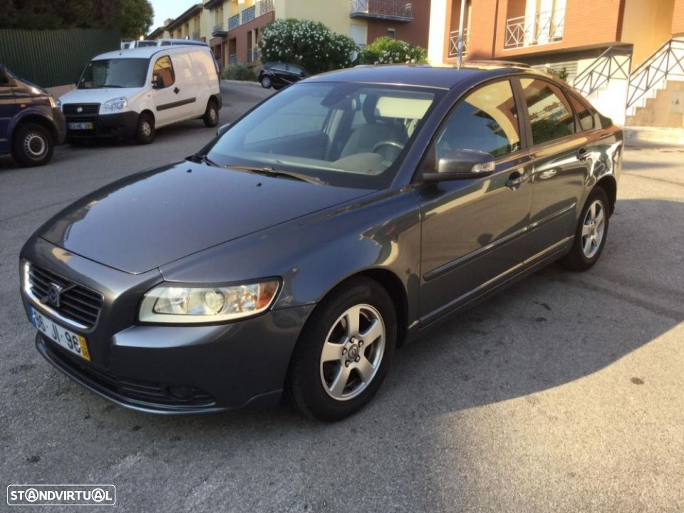 Volvo S40 1.6 D Drive - 3