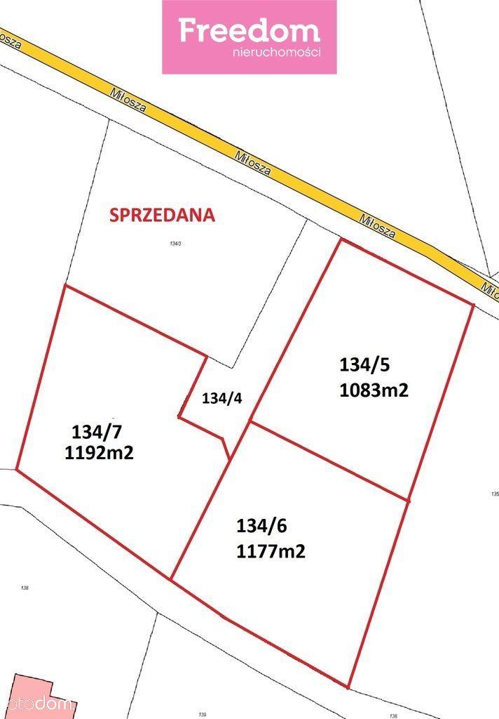 Działka na sprzedaż, Drewnica, nowodworski, pomorskie - Foto 5