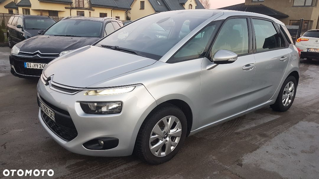 Citroën C4 Picasso 1.6 E hdi MANUAL !!! Nowy model Climatronic - 1