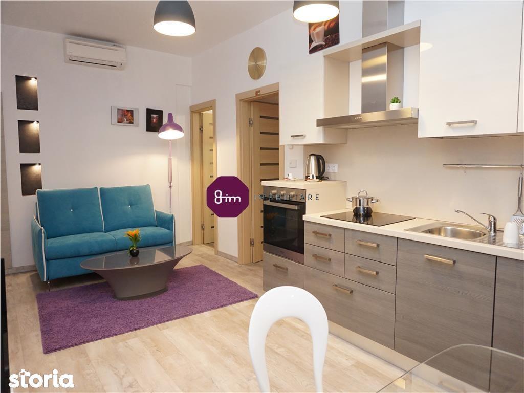 Apartament de inchiriat, Cluj (judet), Strada Deleu Victor - Foto 10