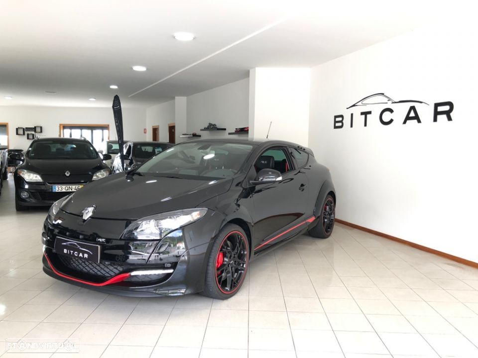 Renault Mégane Coupe RS 2.0cc 265cv 17 mil kms FULL EXTRAS - 1