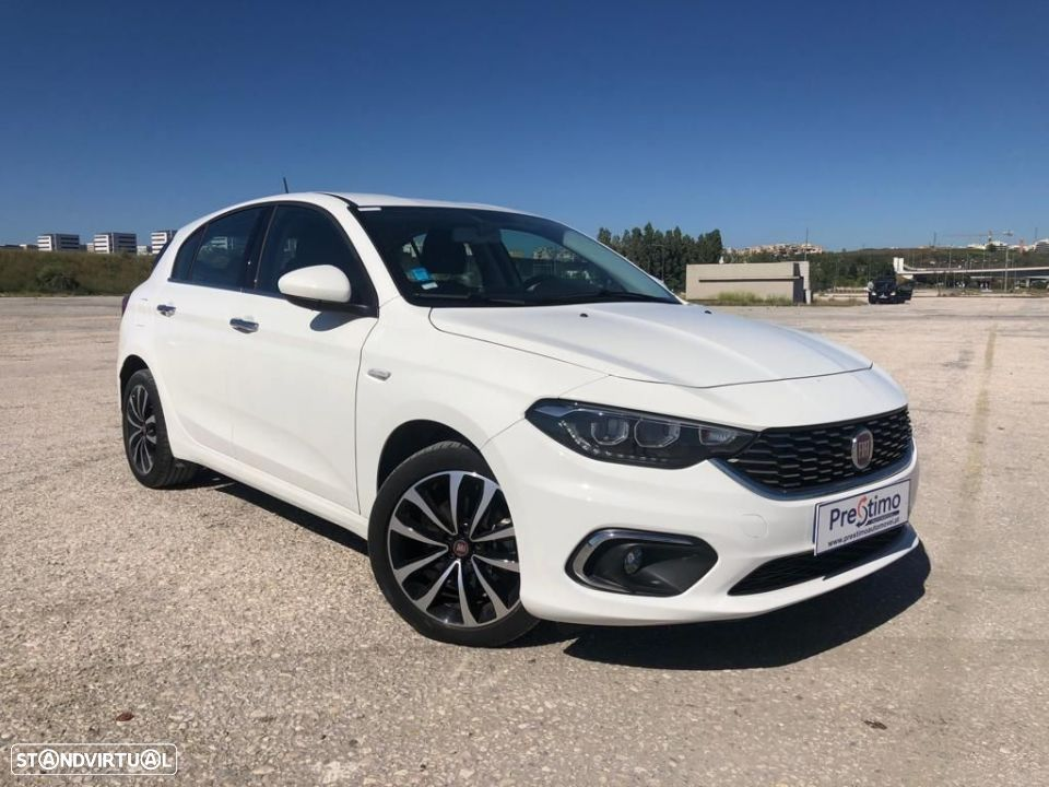 Fiat Tipo 1.3 M-JET LOUNGE GPS CAMERA - 1