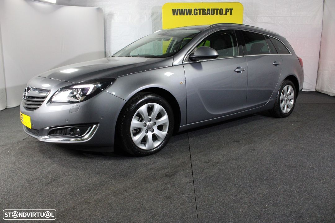 Opel Insignia Sports Tourer 2.0 CDTi Innovation - 1