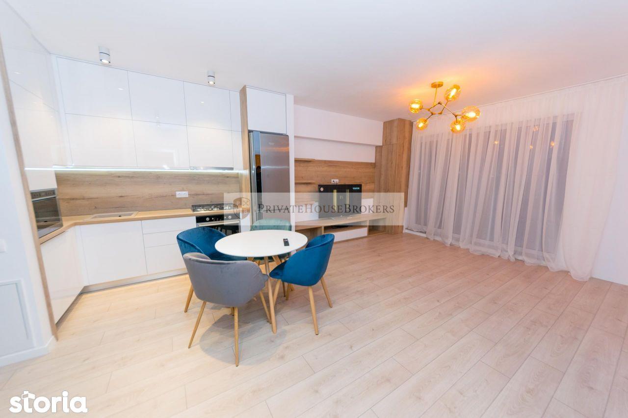 Apartament de inchiriat, Ilfov (judet), Bulevardul Pipera - Foto 9