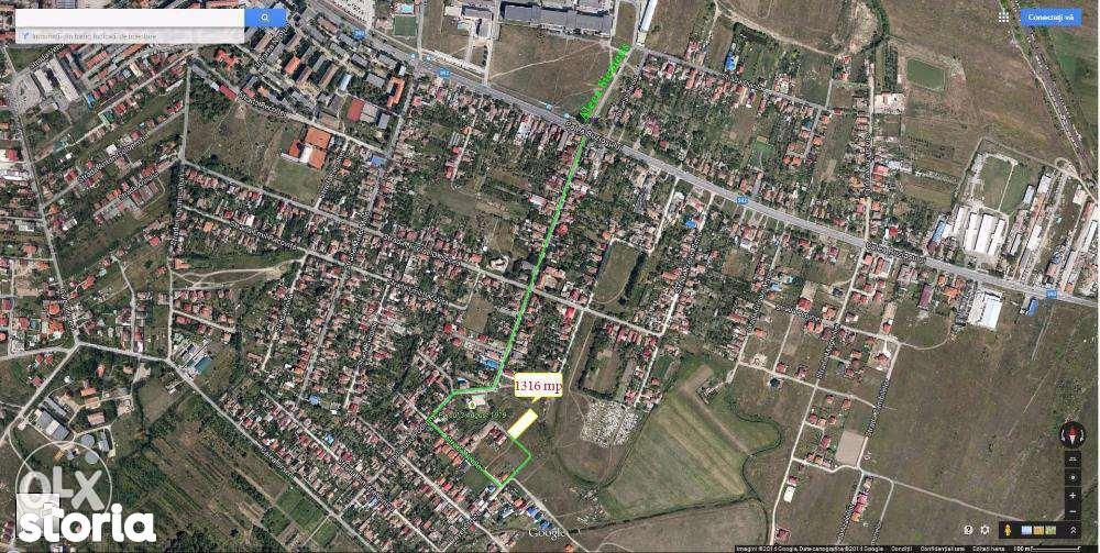 Teren de Vanzare, Timisoara, Timis - Foto 1