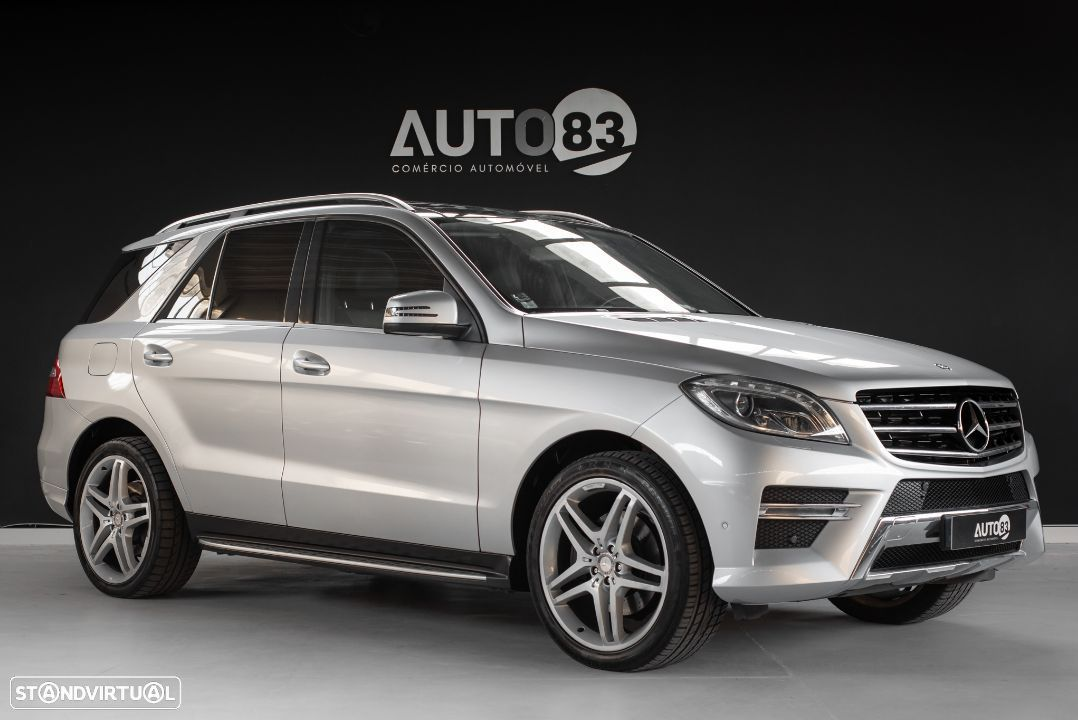 Mercedes-Benz ML 250 CDI AMG EDITION - 21