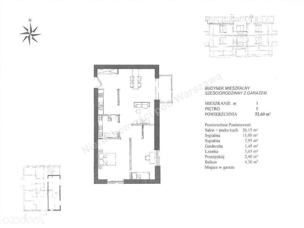 Mieszkanie na sprzedaż, Marki, wołomiński, mazowieckie - Foto 2