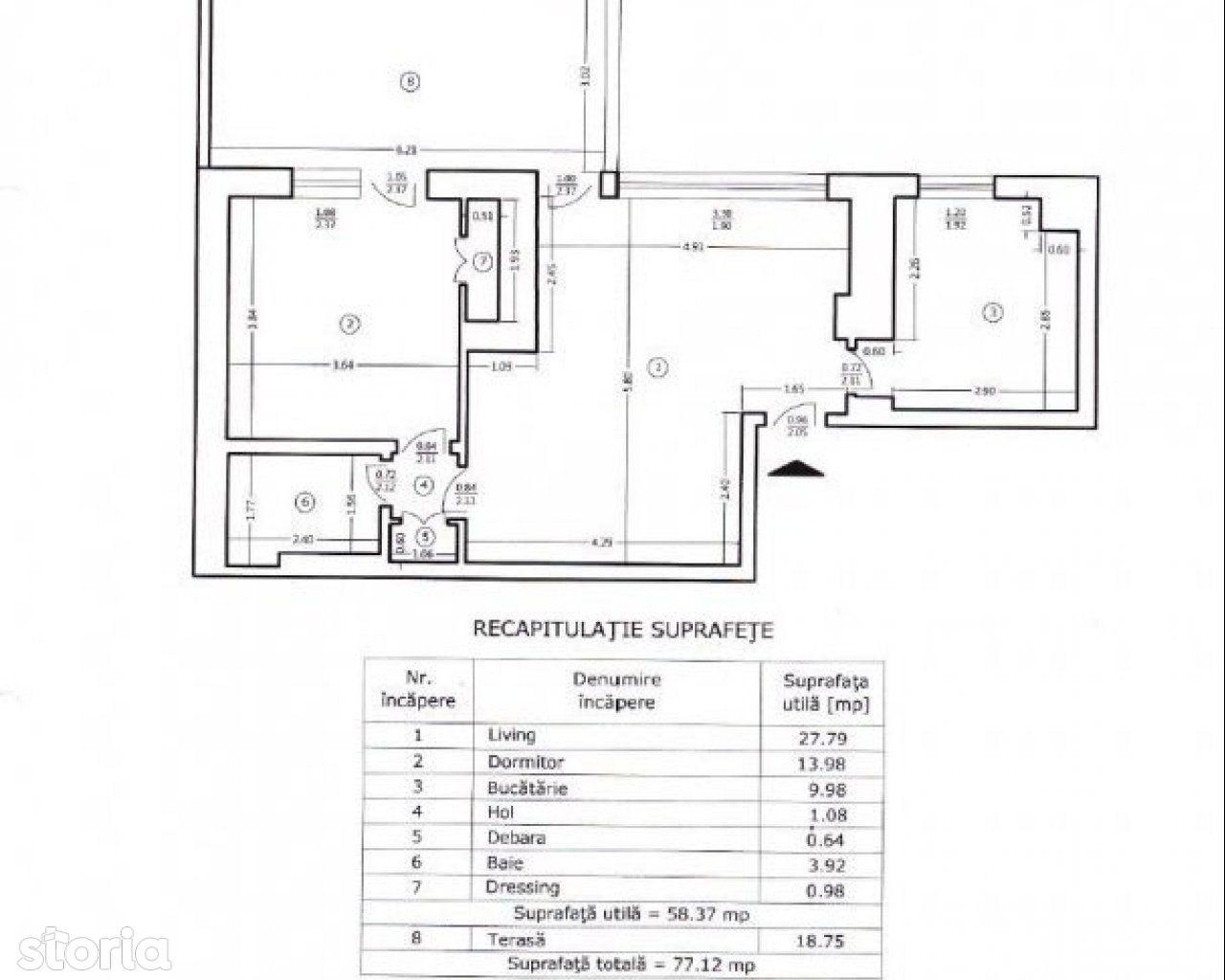 Apartament de vanzare, București (judet), Strada Ienăchiță Văcărescu - Foto 6