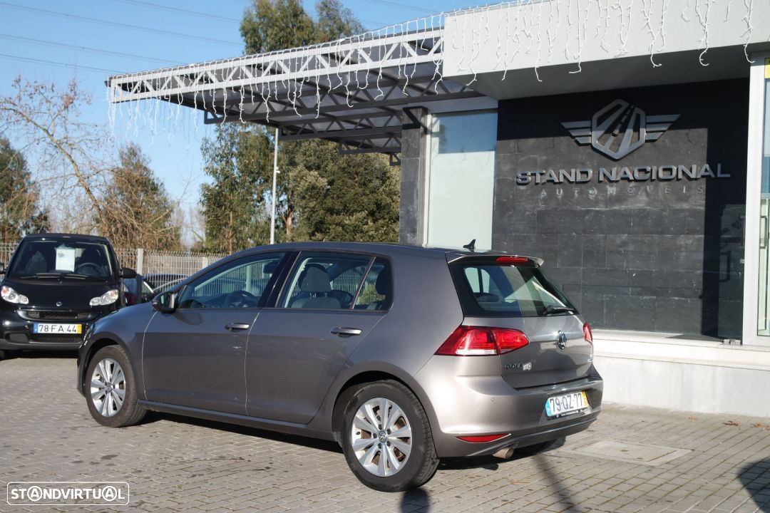 VW Golf 1.6TDI DSG GPS EDITION - 5