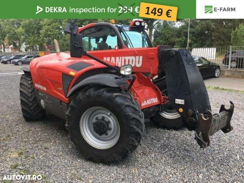 Manitou 840 Mlt - 2