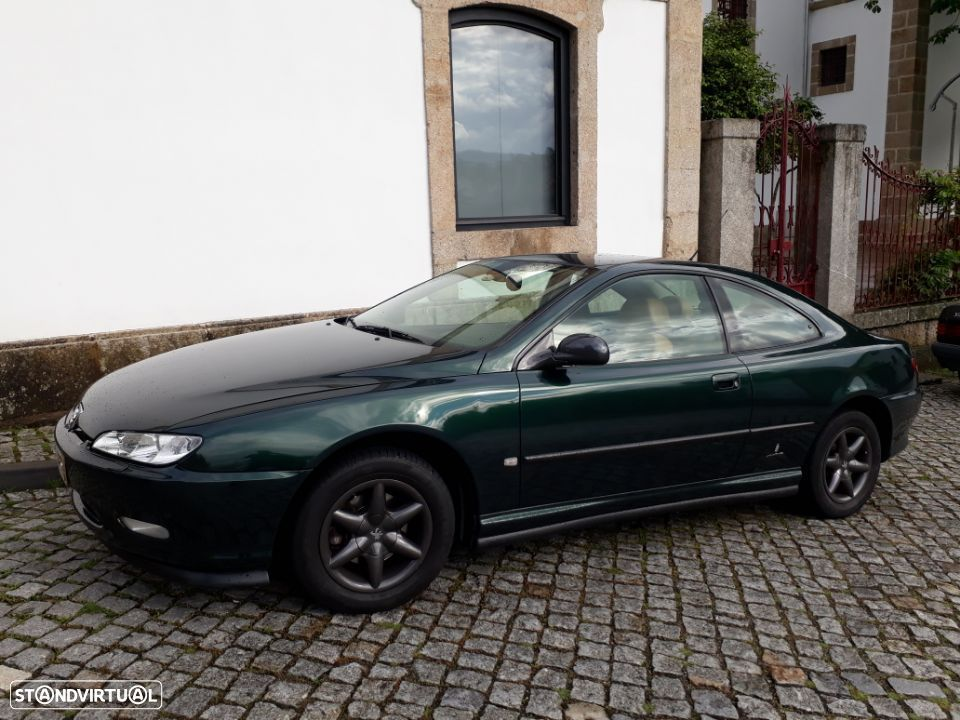 Peugeot 406 COUPE - 1