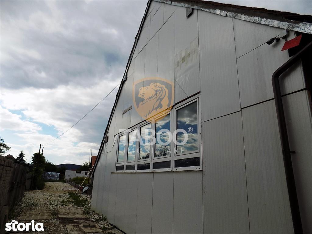 Depozit / Hala de inchiriat, Sibiu (judet), Turnișor - Foto 1