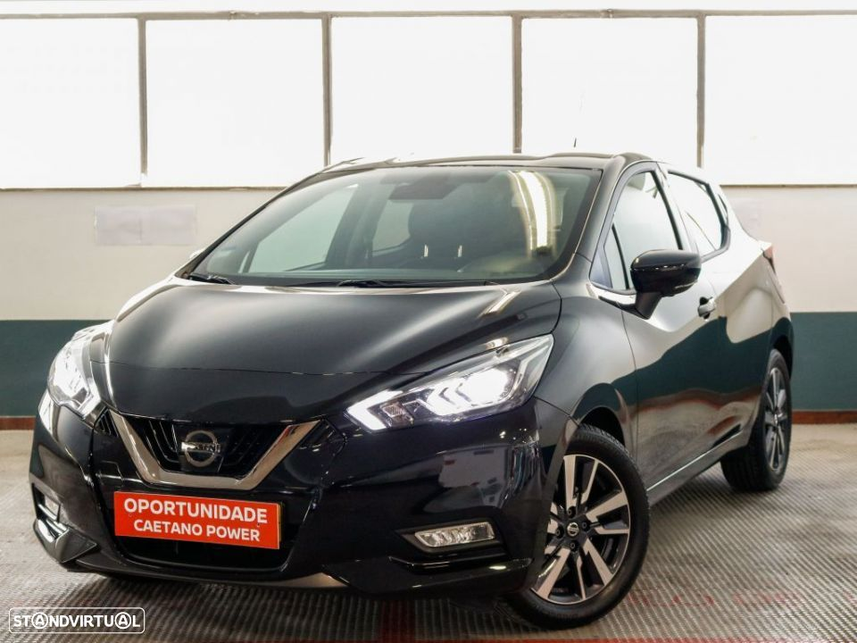Nissan Micra 1.5dCi 66 kW (90 CV) S&S N-Connecta - 1