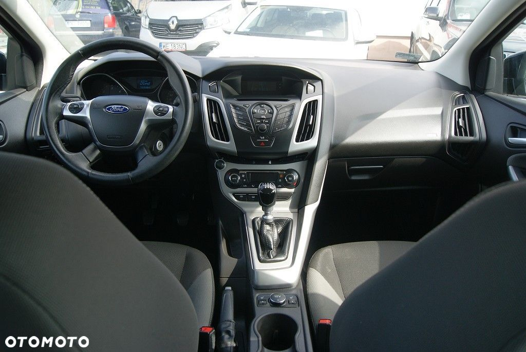 Ford Focus 1,6 Tdci, f-ra vat 23%, salon pl - 12