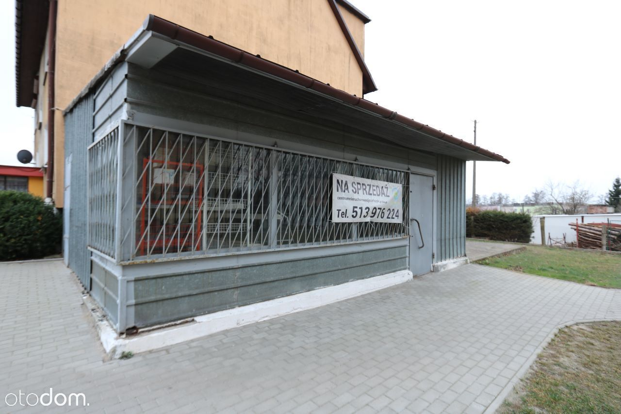 Lokal użytkowy na sprzedaż, Narost, gryfiński, zachodniopomorskie - Foto 2