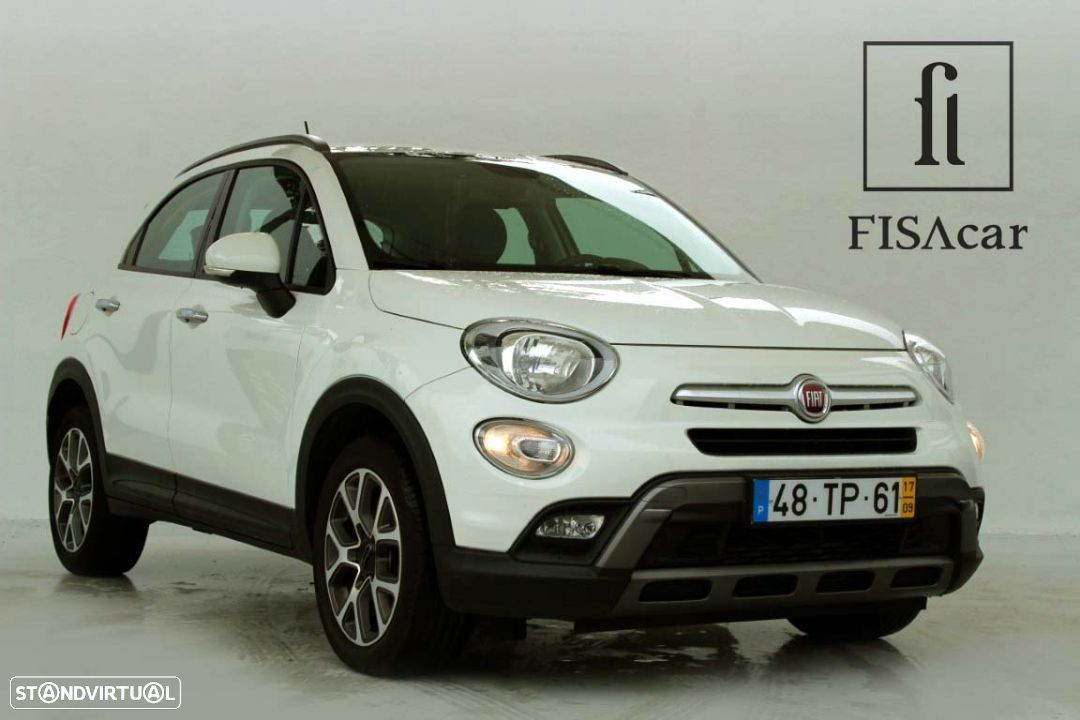 Fiat 500X CROSS LOUNGE MJET 2017 - 21