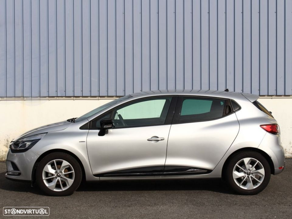 Renault Clio 1.5 dCi Energy 90cv S&S ECO2 Limited - 3