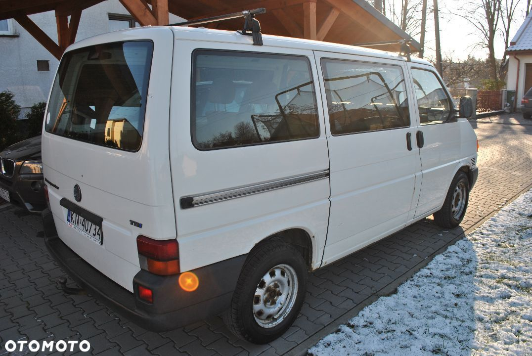 Volkswagen Transporter T4 2.5 TDI 9 osobowy - 15