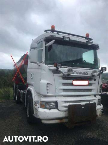 Scania R500 SOON EXPECTED V8 6X2 CHASSIS RETARDER F - 1