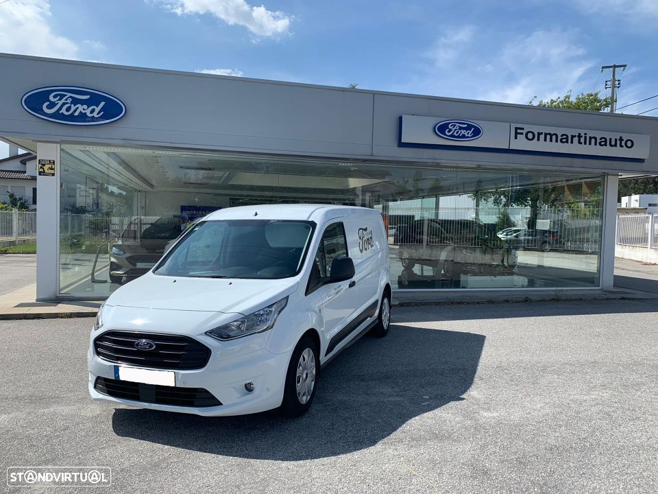 Ford Ford Transit Connect LONGA IVA DEDUTIVEL - 17