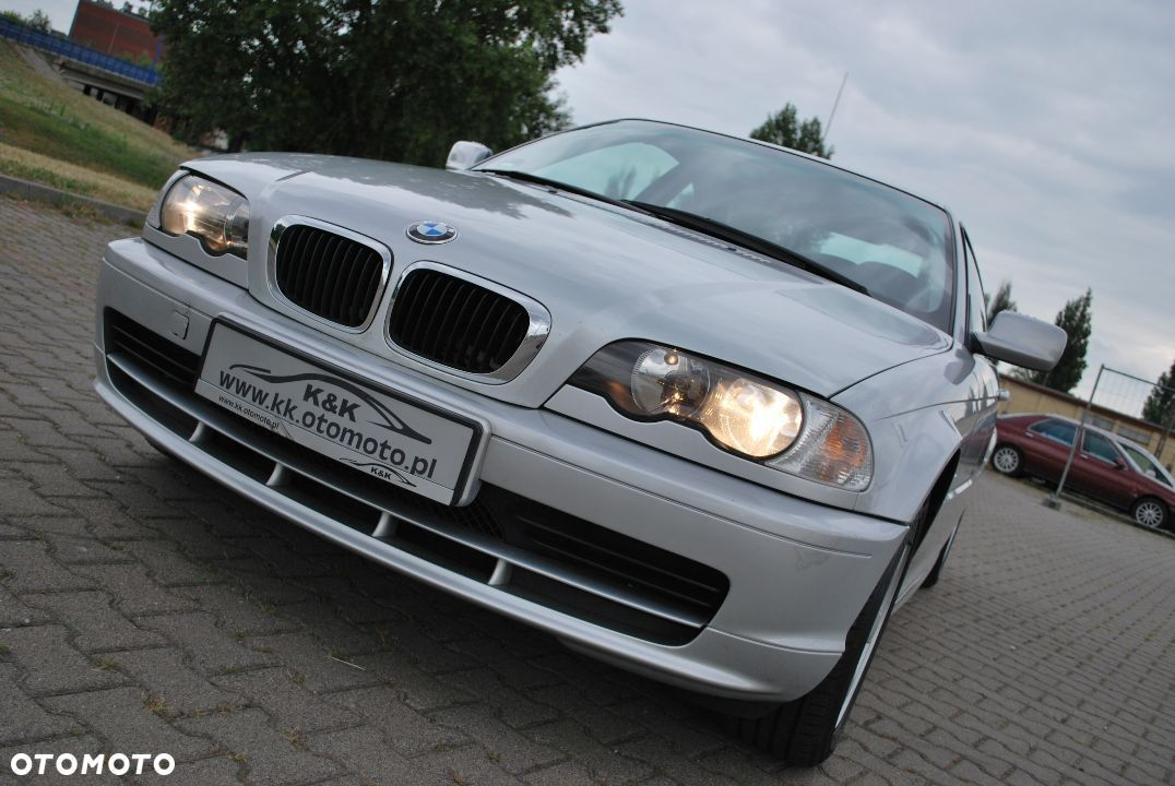 BMW Seria 3 Coupe - 1