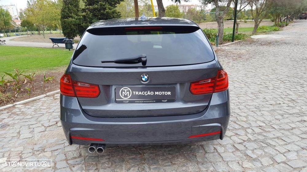 BMW 325 d Touring Pack M - 6