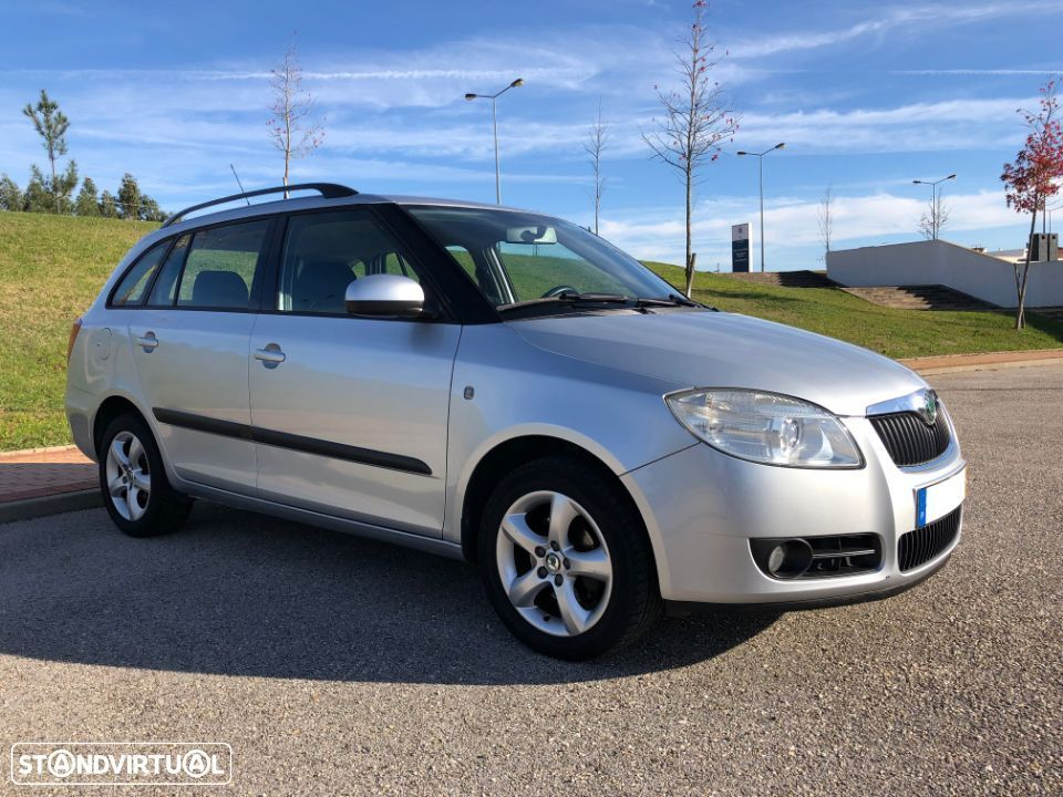 Skoda Fabia Break 1.4 TDi Elegance - 1