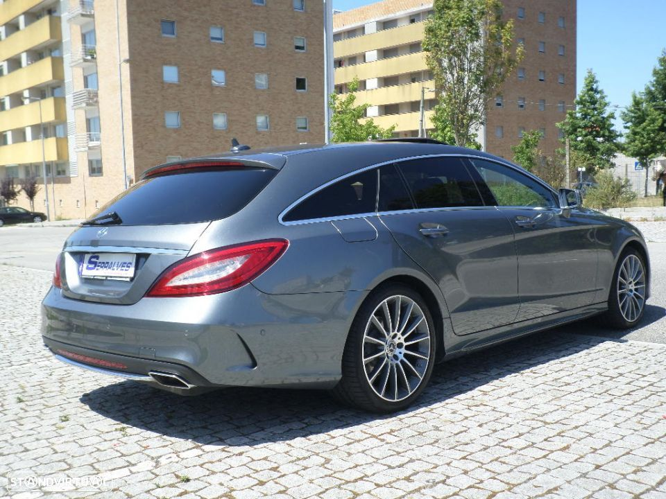 Mercedes-Benz CLS 220 d Shooting Brake AMG 9GTronic - 7