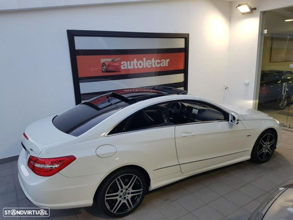 Mercedes-Benz E 250 CDI COUPE AMG EDITION - 40