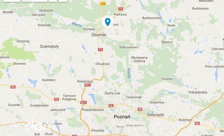 Działka na sprzedaż, Oborniki, obornicki, wielkopolskie - Foto 1