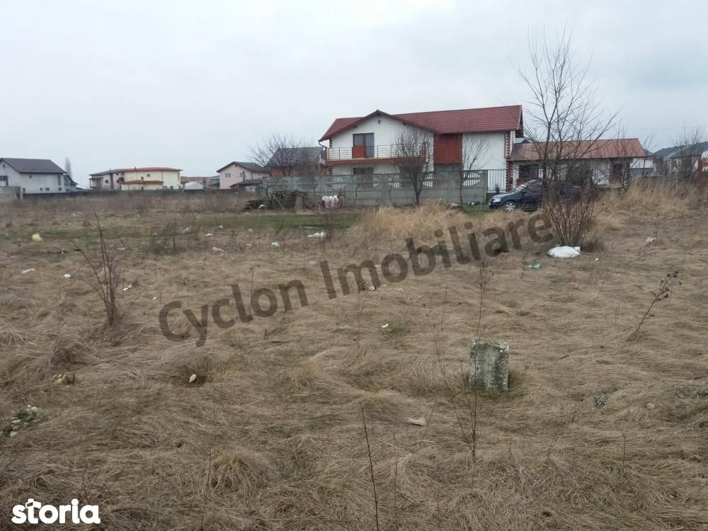 Teren de Vanzare, Ilfov (judet), Independenței - Foto 1