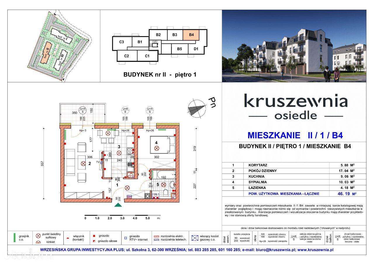 Mieszkanie na sprzedaż, Swarzędz, poznański, wielkopolskie - Foto 2