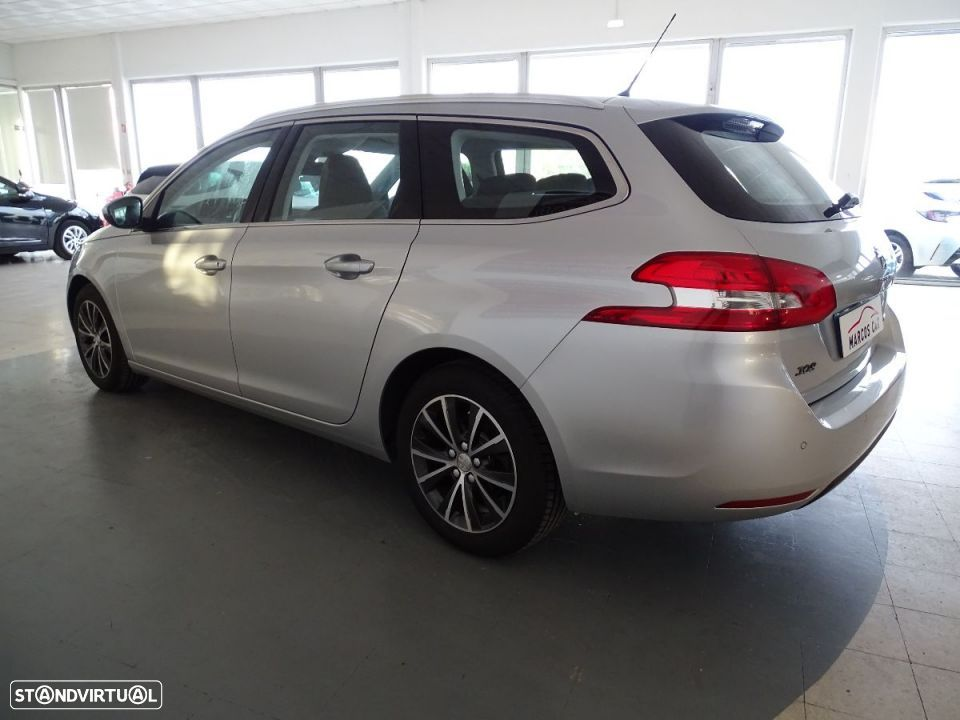Peugeot 308 SW 1.6 Blue HDI Business Line - 6