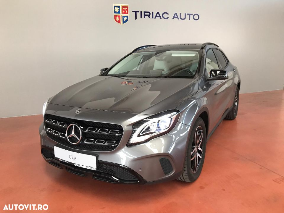Mercedes-Benz GLA 250 - 1
