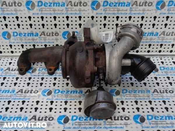 Turbosuflanta , Vw Caddy 3 (2KA, 2KH) 1.9tdi (id:209426) - 1
