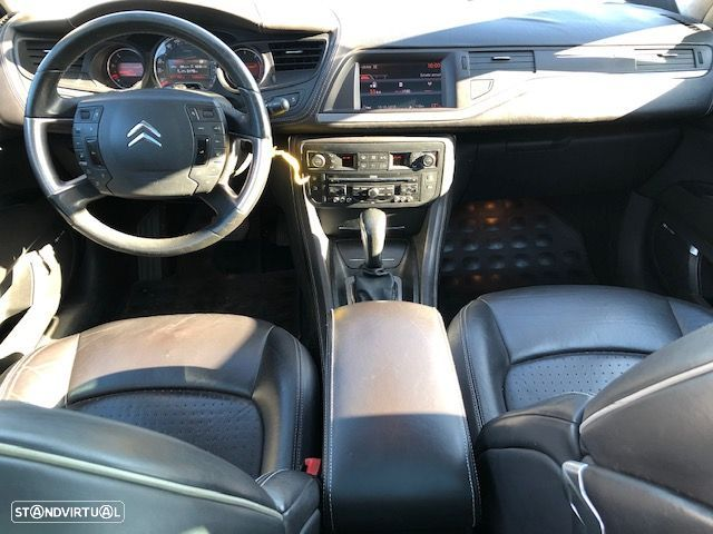 Citroën C5 Tourer 2.7HDi V6 Exclusive Biturbo - 10