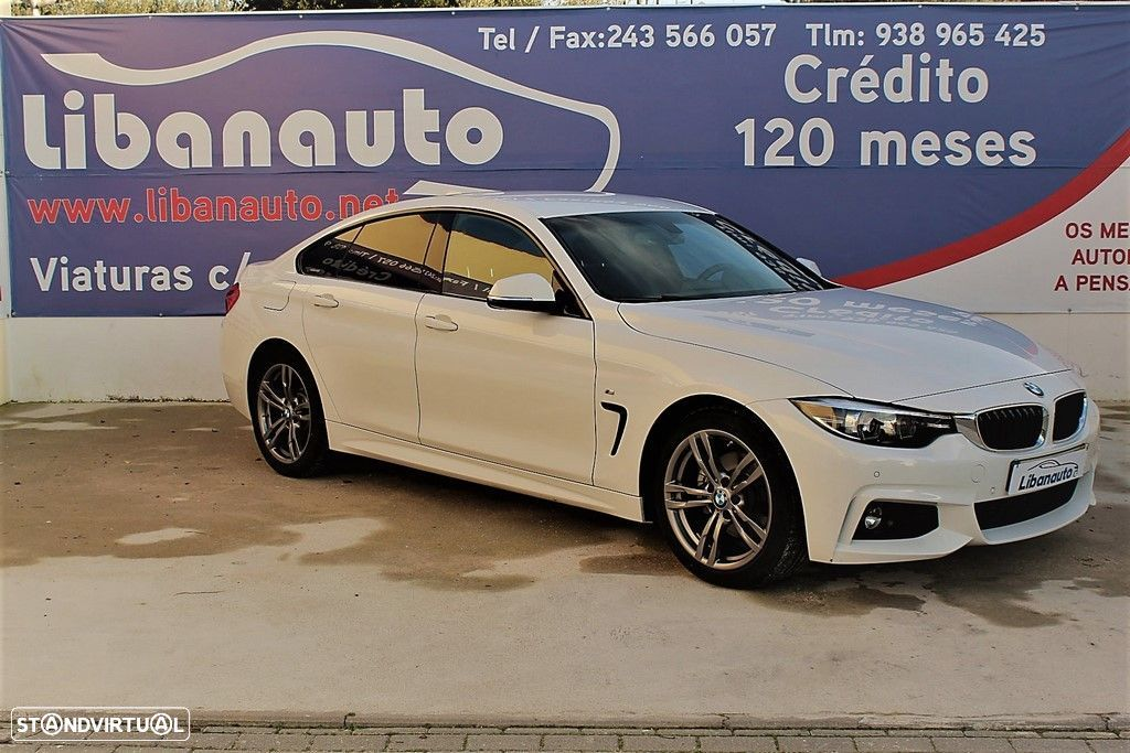 BMW 420 D Gran Coupe Pack M Auto - 1
