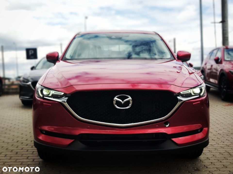 Mazda CX-5 2.0 L 165KM 6MT SkyMotion, Soul Red Crystal - 2