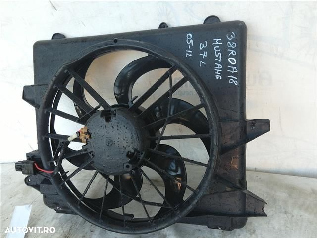 Electroventilator Ford Mustang 3.7L An 2005-2012 cod 6R33-8C807AA - 1
