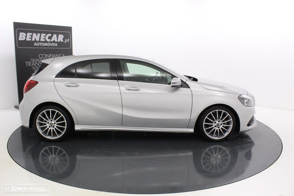 Mercedes-Benz A 180 CDi Final Edition Cx. Aut. - 9