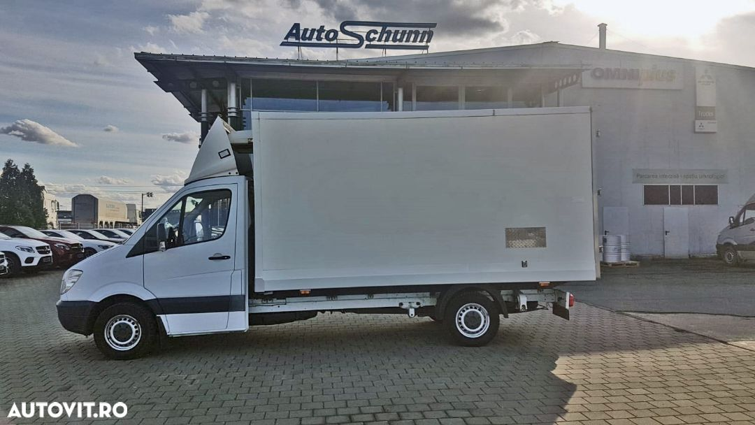 Mercedes-Benz Sprinter 316 CDI - 8