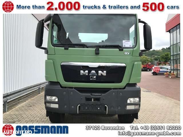 MAN Tgs 26.440 6x4 Bb, Retarder - 2