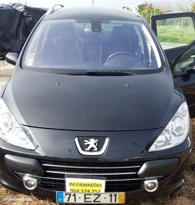 Peugeot 307 SW 7 lugares - 7