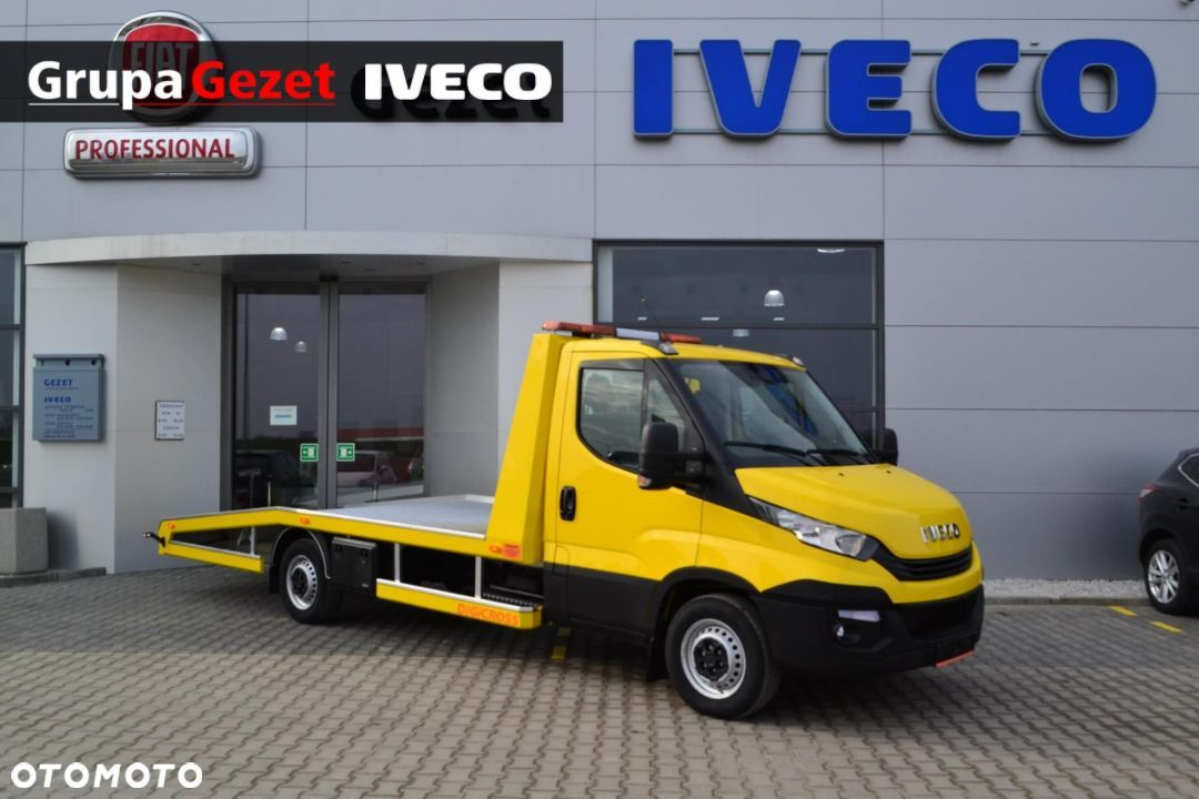 Iveco Daily  35S18 rozstaw osi 4100 - 1