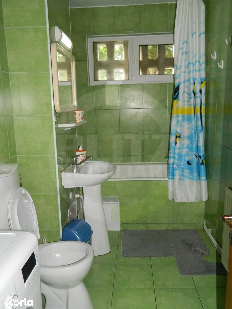 Apartament de inchiriat, Cluj-Napoca, Cluj, Manastur - Foto 11