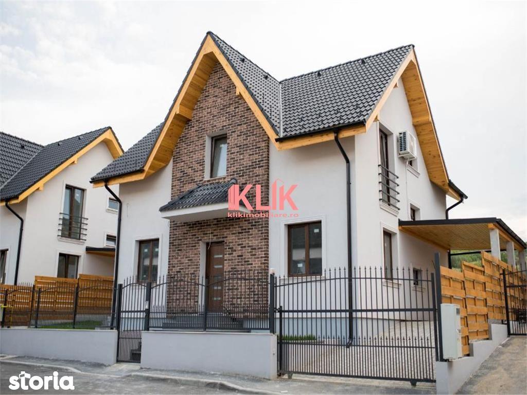 Casa de vanzare, Cluj (judet), Strada Veseliei - Foto 1