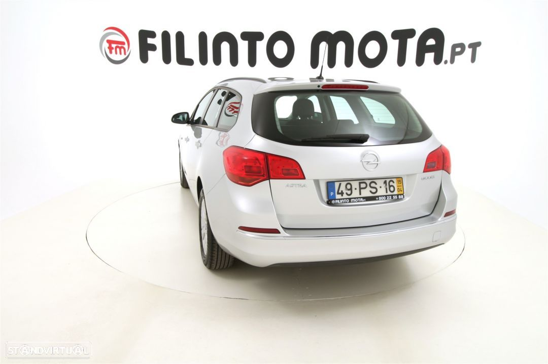 Opel Astra Sports Tourer 1.3 CDTi Selection S/S - 11