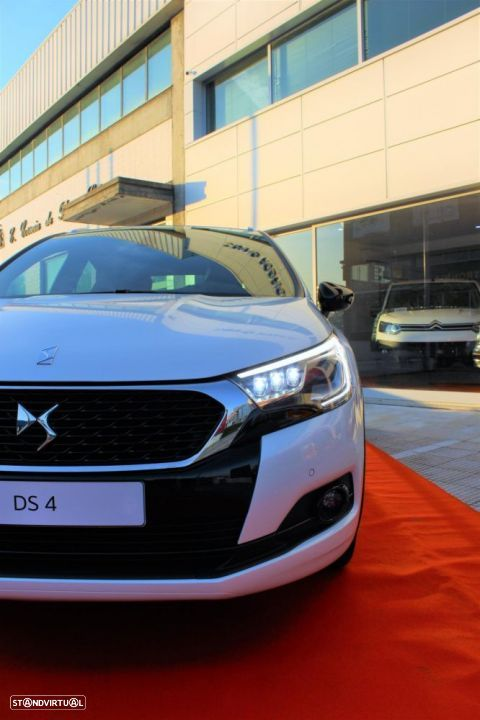 DS DS4 Crossback 1.6 BlueHDi So Chic J18 EAT6 - 19